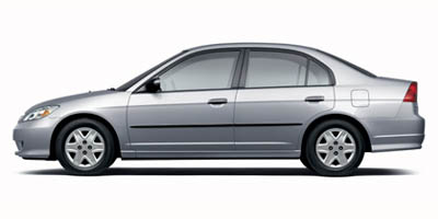 Used Honda Civic Sdn VP AT SSRS 2005 | Matts Auto Mall LLC. Chicopee, Massachusetts