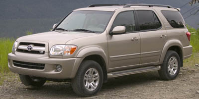 Used Toyota Sequoia 4dr SR5 4WD 2005 | J&M Automotive Sls&Svc LLC. Naugatuck, Connecticut