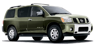 Used Nissan Armada SE 2WD 2005 | Spectrum Motors. Corona, California