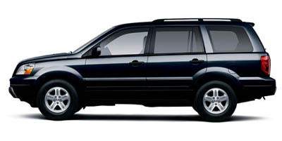 Used Honda Pilot EX AT 2005 | M C Auto Outlet Inc. Colby, Kansas