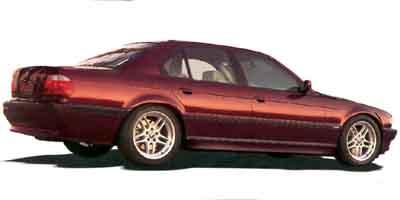 2001 BMW 7 Series 740iL 4dr Sdn, available for sale in Salt Lake City, Utah | Guchon Imports. Salt Lake City, Utah