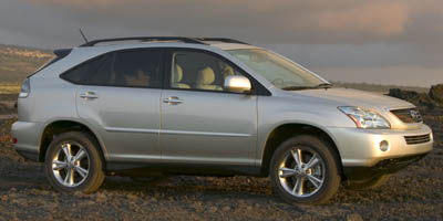 Used Lexus RX 400h 4dr Hybrid SUV AWD 2006 | VIP on 6 LLC. Hampton, Connecticut