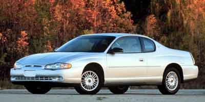 2001 Chevrolet Monte Carlo 2dr Cpe LS, available for sale in Plainville, Connecticut | Farmington Auto Park LLC. Plainville, Connecticut