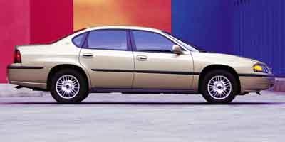 Used Chevrolet Impala 4dr Sdn 2001 | Autopia Motorcars Inc. Union, New Jersey