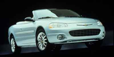 Used Chrysler Sebring 2dr Convertible Limited 2002 | Caruso's Auto Plaza LLC. Stroudsburg , Pennsylvania