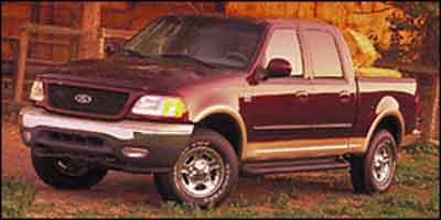 2001 Ford F-150 SuperCrew Crew Cab 139