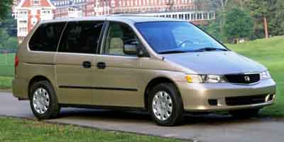 Used 2001 Honda Odyssey in Linden, New Jersey   Route 27 Auto Mall. Linden, New Jersey