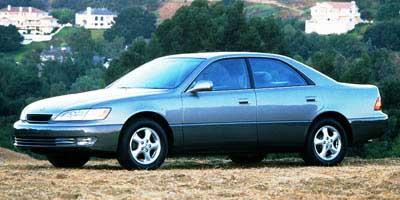 Used 1998 Lexus ES 300 Luxury Sport Sdn in Canton, Connecticut | Lava Motors. Canton, Connecticut