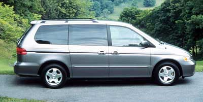 Used 1999 Honda Odyssey in New Britain, Connecticut | K and G Cars . New Britain, Connecticut