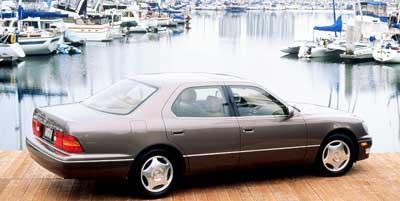 Used Lexus LS 400 Luxury Sdn 4dr Sdn 1999 | Performance Imports. Danbury, Connecticut