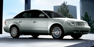 Used Mercury Montego 4dr Sdn Premier 2WD 2007 | Central A/S LLC. East Windsor, Connecticut