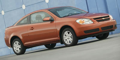 Used Chevrolet Cobalt 2dr Cpe LS 2006 | J&M Automotive Sls&Svc LLC. Naugatuck, Connecticut
