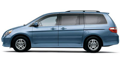 Used 2006 Honda Odyssey in Islip, New York | 111 Used Car Sales Inc. Islip, New York