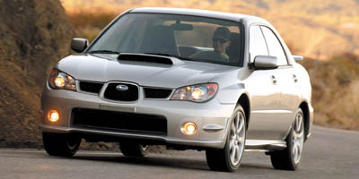 Used Subaru Impreza Sedan 2.5 WRX Limited Manual Black Int 2006 | House of Cars. Watertown, Connecticut