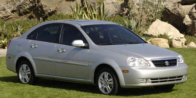 Used 2006 Suzuki Forenza in Orange, California | Carmir. Orange, California
