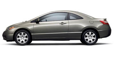 Used 2006 Honda Civic Cpe in Orlando, Florida | 2 Car Pros. Orlando, Florida