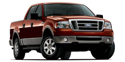 "Used Ford F-150 2WD SuperCrew 139"" Lariat 2007 