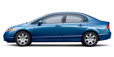 Used 2006 Honda Civic Sdn in Vernon, Connecticut | Vernon Garage LLC. Vernon, Connecticut
