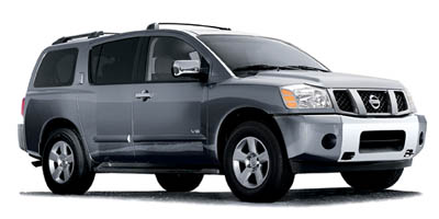 Used 2006 Nissan Armada in New Britain, Connecticut | K and G Cars . New Britain, Connecticut