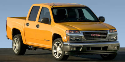 """Used GMC Canyon Crew Cab 126.0"""" WB 4WD SLE1 2006   Royalty Auto Sales. Little Ferry, New Jersey"""