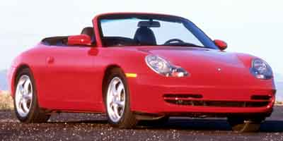 Used Porsche 911 Carrera 2dr Carrera Cabriolet Tiptronic 2001 | Carr Automotive. Delran, New Jersey