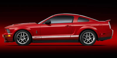 Used Ford Mustang 2dr Cpe Shelby GT500 2007   Tony's Auto Sales. Waterbury, Connecticut