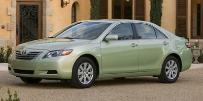 Used Toyota Camry Hybrid 4dr Sdn (Natl) 2007 | Wiz Leasing Inc. Stratford, Connecticut