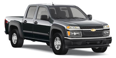 "Used Chevrolet Colorado Crew Cab 126.0"" WB 4WD LT w/2LT 2006 