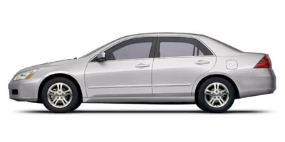 Used 2007 Honda Accord Sdn in New Britain, Connecticut | K and G Cars . New Britain, Connecticut