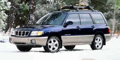Used 2002 Subaru Forester in Middletown, Connecticut | Newfield Auto Sales. Middletown, Connecticut