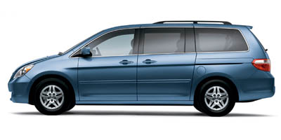 Used Honda Odyssey 5dr EX-L w/RES 2007 | Daytona Auto Sales. Little Ferry, New Jersey