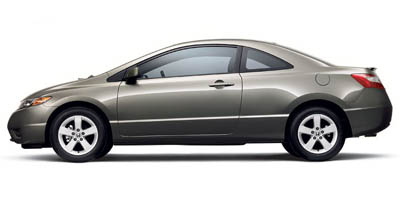 Used 2007 Honda Civic Cpe in Orange, California | Carmir. Orange, California