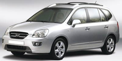 Used 2007 Kia Rondo in Medford, New York | Capital Motor Group Inc. Medford, New York