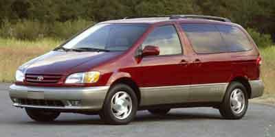 Used Toyota Sienna 5dr LE (Natl) 2001 | Lee Motors Sales Inc. Hartford, Connecticut