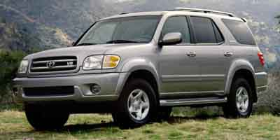 Used 2001 Toyota Sequoia in New Haven, Connecticut | Unique Auto Sales LLC. New Haven, Connecticut
