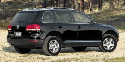 Used Volkswagen Touareg 4dr V6 2007   Main Auto Sales LLC. Hartford, Connecticut