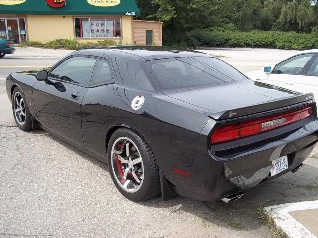 Used Dodge Challenger FIRST SUPER CHARGED 6 SPEED CHALLENGER PRODUCED! 2009 | Second Street Auto Sales Inc. Manchester, New Hampshire