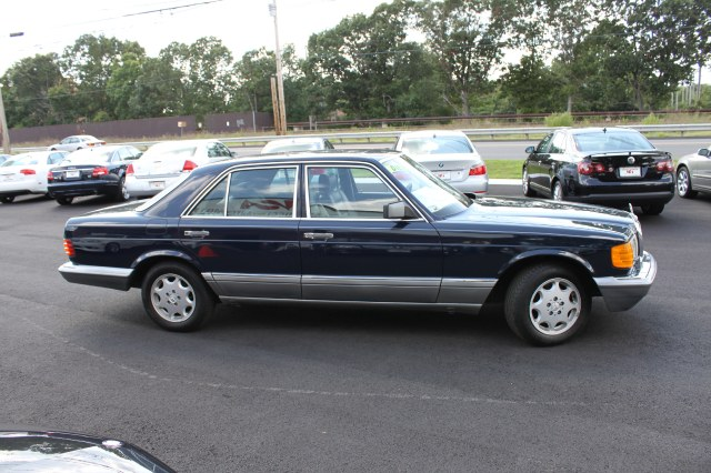Used Mercedes-Benz 300 Series 4dr Sedan 350SD Turbo 1991 | Vertucci Automotive Inc. Wallingford, Connecticut