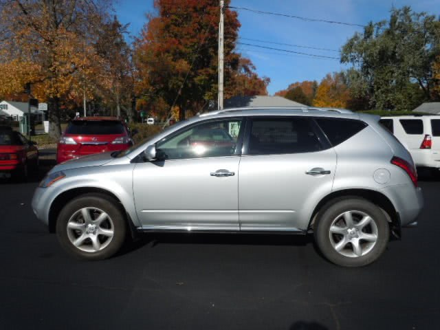 Used Nissan Murano AWD 4dr SE 2007 | Century Auto And Truck. East Windsor, Connecticut
