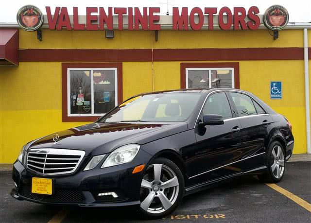 Used 2011 Mercedes-benz E-class in Forestville, Maryland | Valentine Motor Company. Forestville, Maryland