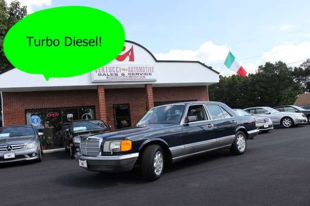 Used 1991 Mercedes-Benz 300 Series in Wallingford, Connecticut | Vertucci Automotive Inc. Wallingford, Connecticut