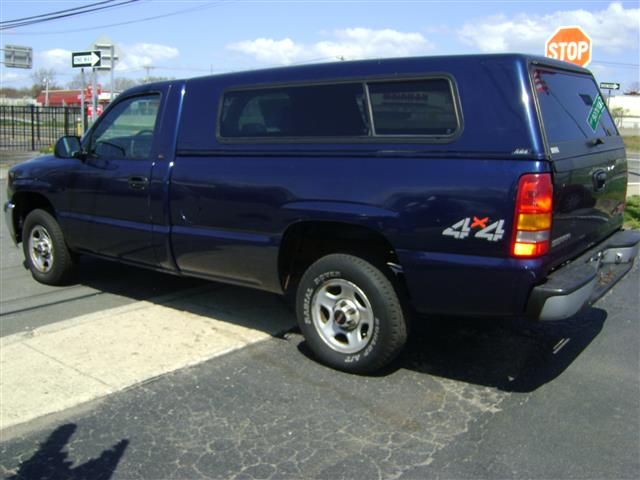 1999 GMC New Sierra 1500 Reg Cab 119.0