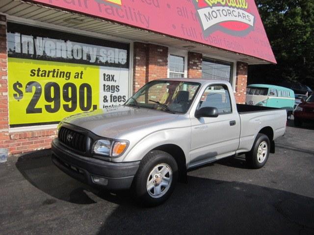 Used 2003 Toyota Tacoma in Naugatuck, Connecticut | Riverside Motorcars, LLC. Naugatuck, Connecticut