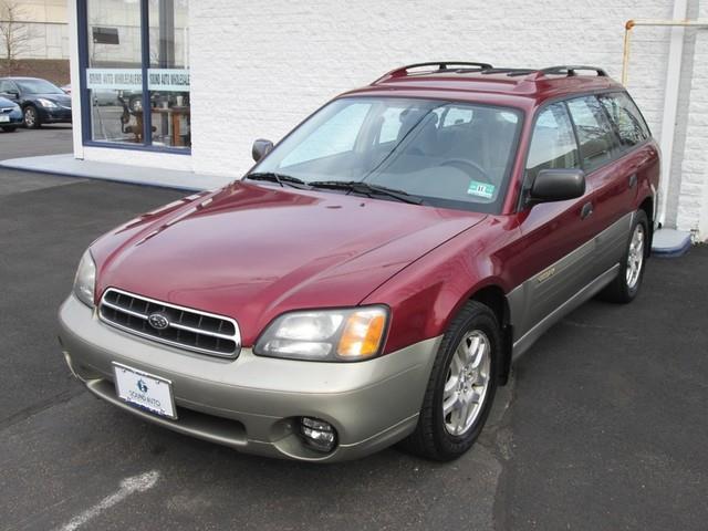 2002 Subaru Outback photo