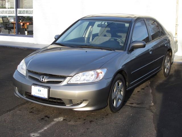 2005 Honda Civic EX photo