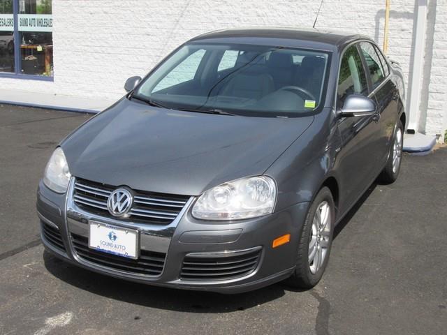 2007 Volkswagen Jetta Wolfsburg Edition photo