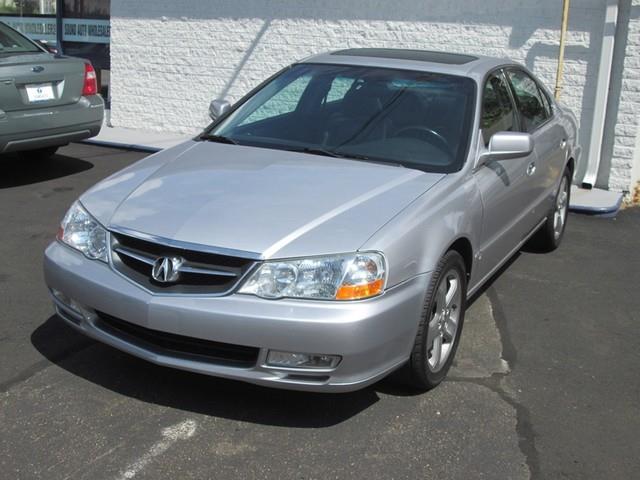 2002 Acura TL 3.2 Type-S photo