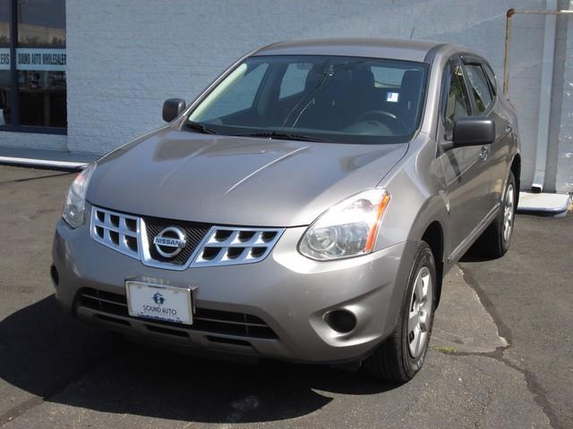 2011 Nissan Rogue S photo
