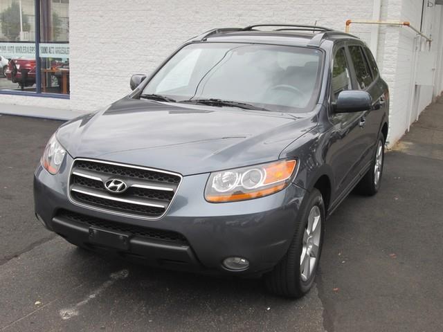2008 Hyundai Santa Fe Limited photo