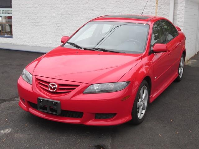 2004 Mazda Mazda6 s photo